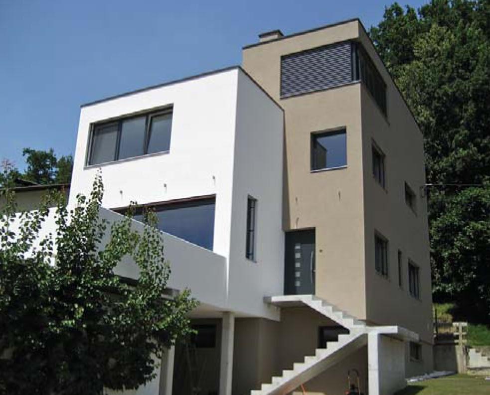 einfamilienhaus steiner studio s architekt martin. Black Bedroom Furniture Sets. Home Design Ideas